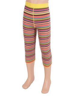 Bonnie Doon Fun Stripe Cotton Leggings for Kids