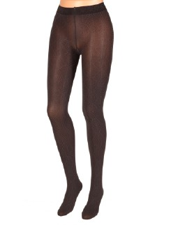 Burlington Origami fashion tights