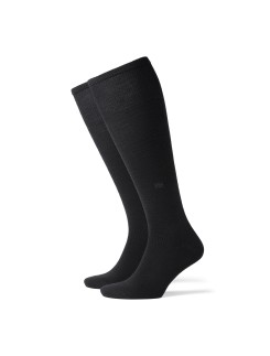 Burlington Leeds Virgin Wool Knee-Highs