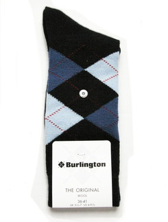 Burlington Marylebone Original Wool Ladies Socks
