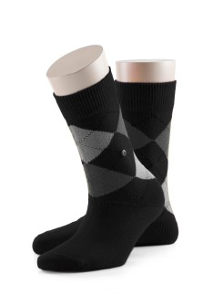 Burlington Scarborough Cotton Ladies Socks