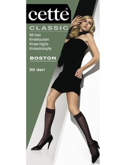 Cette Boston Knee High Socks