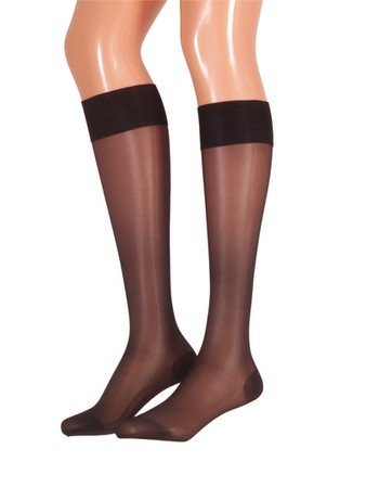 Cette Support 70 Compression Knee High Socks black