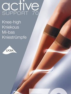 Cette Support 70 Compression Knee High Socks