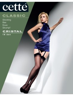 Cette Cristal Suspender Stockings