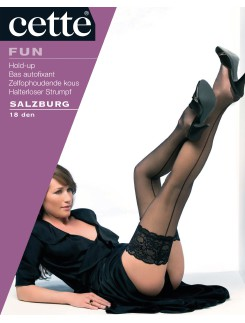 Cette Salzburg Back Seamed Stockings