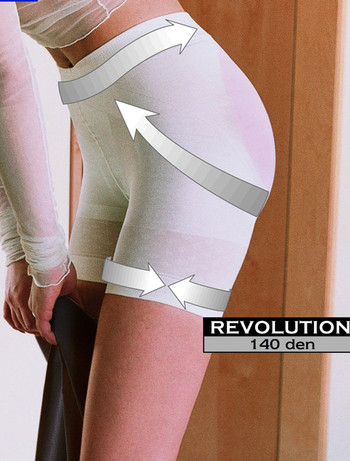 Cette Revolution Support-Panties off white