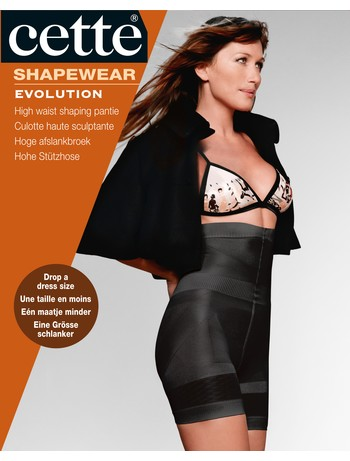 Cette Evolution Shapewear Brief black