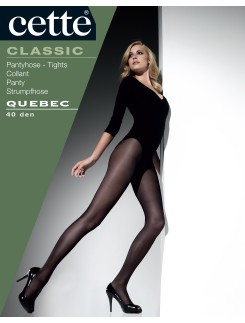 Cette Quebec Lycra Semi-Opaque Tights