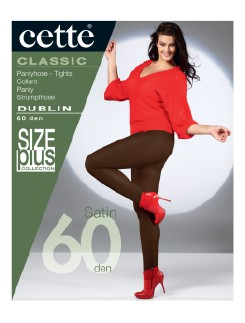 Cette Dublin 60 Plus Size opaque Tights