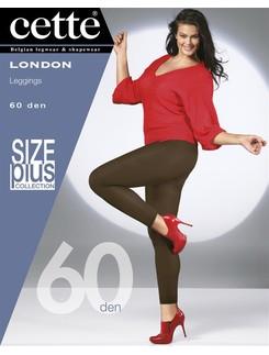 Cette London 60 Opaque Plus Size Leggings