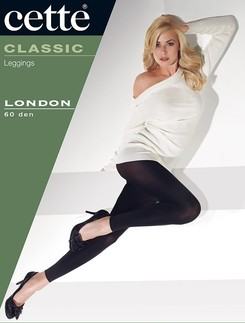 Cette London 60 Footless Tights