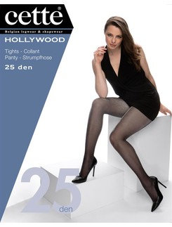 Cette Hollywood Lurex Tights