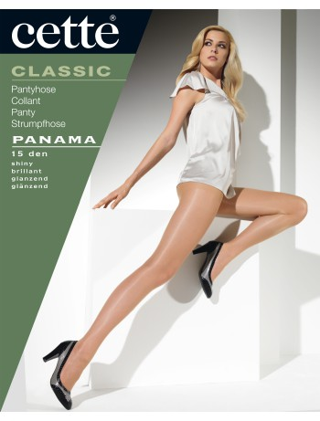 Cette Panama Sheer and Glossy Tights