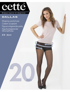 Cette Dallas matt shaping tights