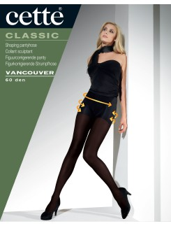 Cette Vancouver opaque Shaping Tights