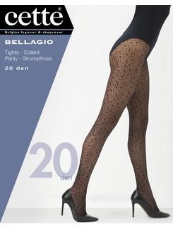 Cette Bellagio dottet sheer pantyhose