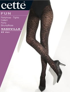 Cette Nashville baroque patterned Tights
