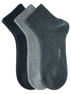Camano Cotton Socks 3 Pack