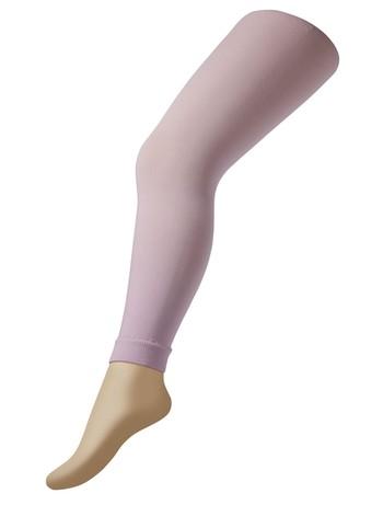Camano fashion cotton leggins for children pink lavender