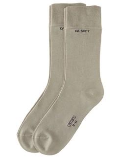 Camano 2pack bio-cotton mens socks