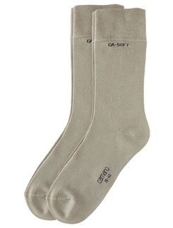Camano 2pack bio-cotton mens socks