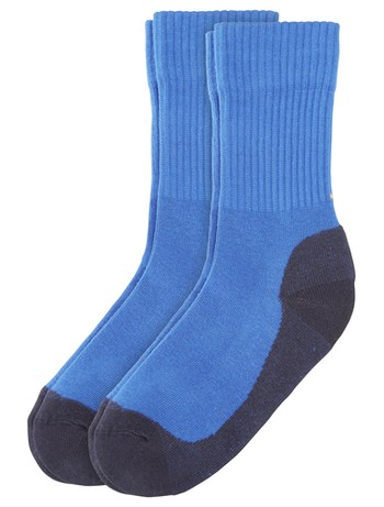 Camano Children Sport Socks Double Pack olympian blue