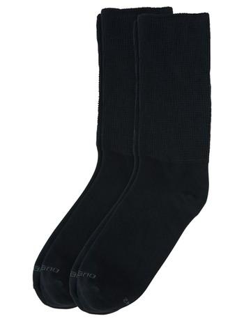 Camano unisex sport socks 2pairs black