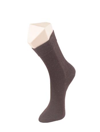 Camano Soft 4pairs comfort socks anthracite melange