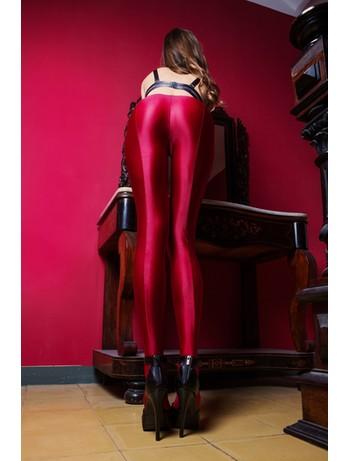Cecilia de Rafael Uppsala Tights 150DEN rouge