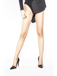 Cecila de Rafael Vidrio 15 sheer glossy tights
