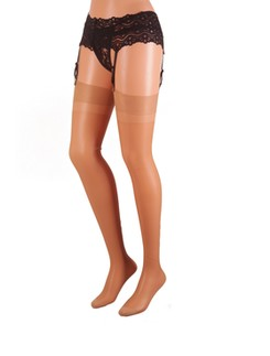 Cecilia de Rafael Barbara Sheer Nylon Stockings 20DEN