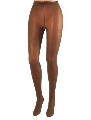 Cecilia de Rafael 50 Samburu New Chacal opaque Tights kaki