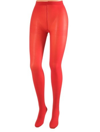 Cecilia de Rafael 50 Samburu New Chacal Tights rosso