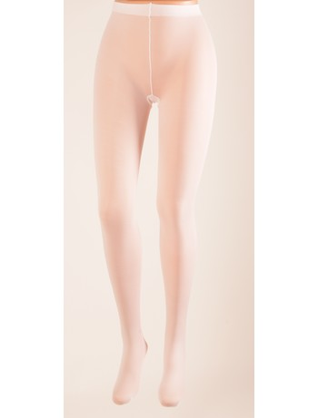 Cecilia de Rafael 50 Samburu New Chacal opaque Tights blanco