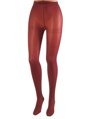 Cecilia de Rafael 50 Samburu New Chacal opaque Tights granate