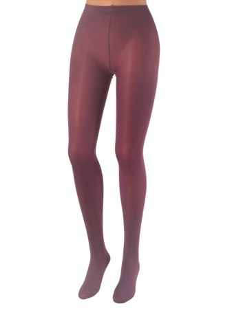 Cecilia de Rafael 50 Samburu New Chacal opaque Tights amatista