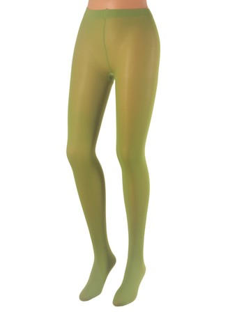 Cecilia de Rafael 50 Samburu New Chacal opaque Tights verde N