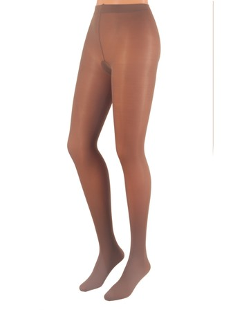 Cecilia de Rafael 50 Samburu New Chacal opaque Tights castor