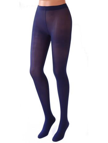 Cecilia de Rafael 50 Samburu New Chacal Tights azul luxor