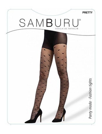 CdR Samburu Pretty Moda net tights