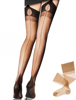 Cervin Tentation  fully fashioned RHTStockings