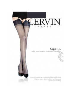Cervin Capri 15 Suspender Stockings