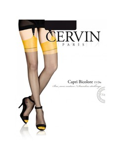 Cervin Capri Bicolore 15 Stockings