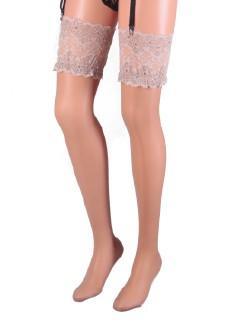 Cervin Sensuel Luxe Suspender Stockings