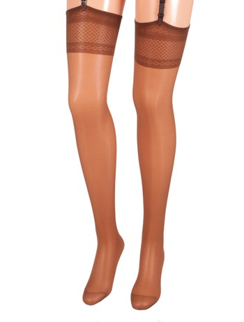 Cervin Romantica Suspender Stockings lyon