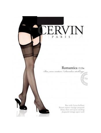 Cervin Romantica Suspender Stockings