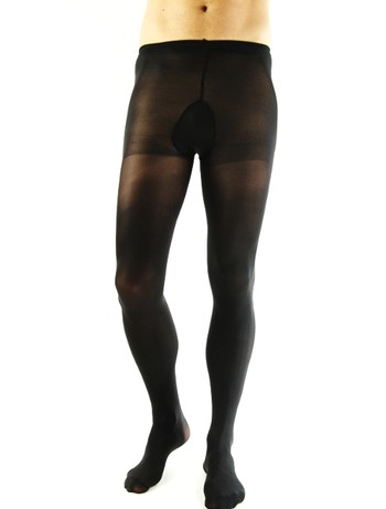 Collanto Leg Support 40 Men Tights black