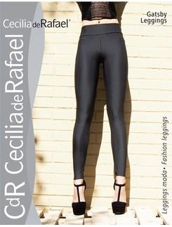 Cecilia de Rafael Gatsby Pinstripe Leggings