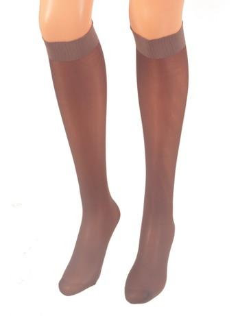 Cecilia de Rafael 40 Samburu DUS Knee High Socks fume